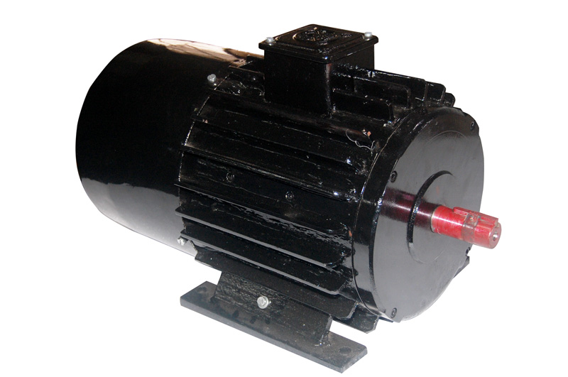Dc motor for process industry benn electricals pvt ltd for Totally enclosed fan cooled motor