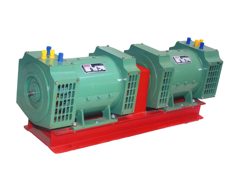Ac dc machines for technical institute benn electricals Dc motor to generator