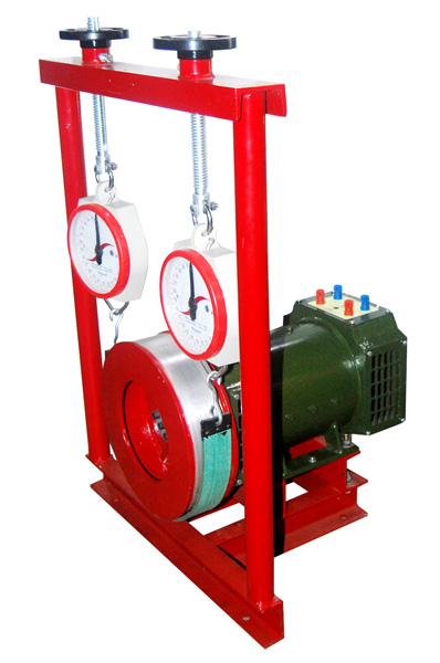 Electric Motor Load Testers : Ac dc machines for technical institute benn electricals