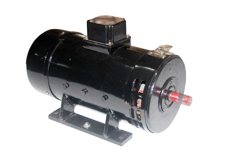 Dc motor for evs benn electricals pvt ltd for Dc traction motor pdf
