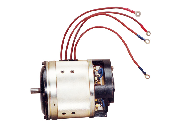 Dc motor for evs benn electricals pvt ltd for What is traction motor